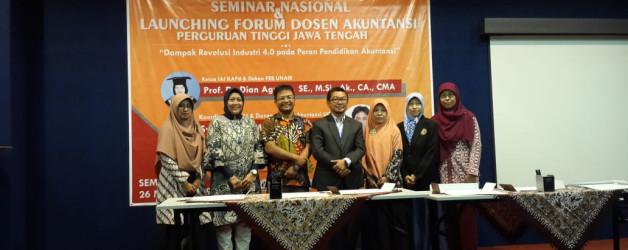 MEMORANDUM OF AGREEMENT (MOA) STIE PELITA NUSANTARA DENGAN IKATAN AKUNTAN INDONESIA (IAI) WILAYAH JAWA TENGAH