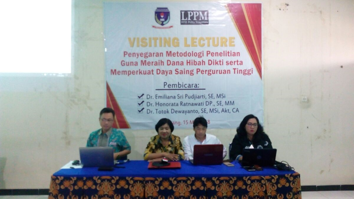 Visiting Lecture
