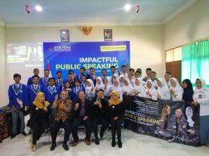 Impactful Public Speaking